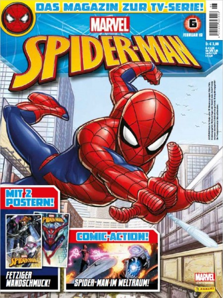 Spider-Man Magazin 6