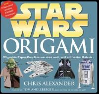 Star Wars Bastelbuch - Origami