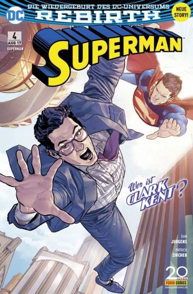 Superman 4: Wer ist Clark Kent?