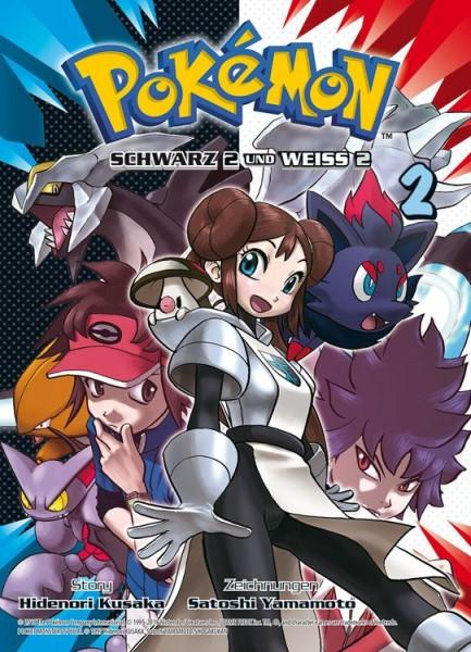 Pokémon: Schwarz 2 und Weiss 2: 2