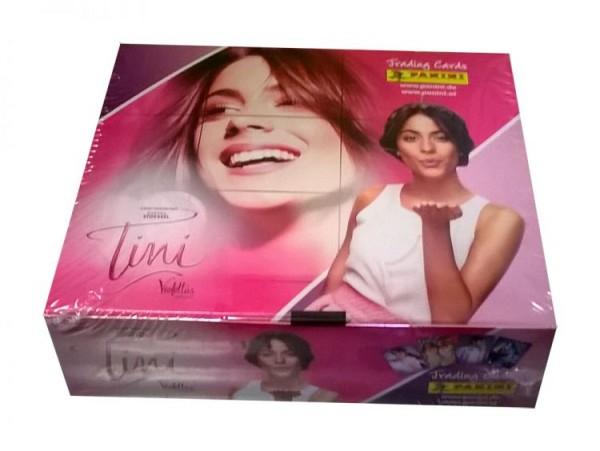 Disney - Tini - Violettas Zukunft - Sammelkarten-Kollektion - Box mit 24 Tüten
