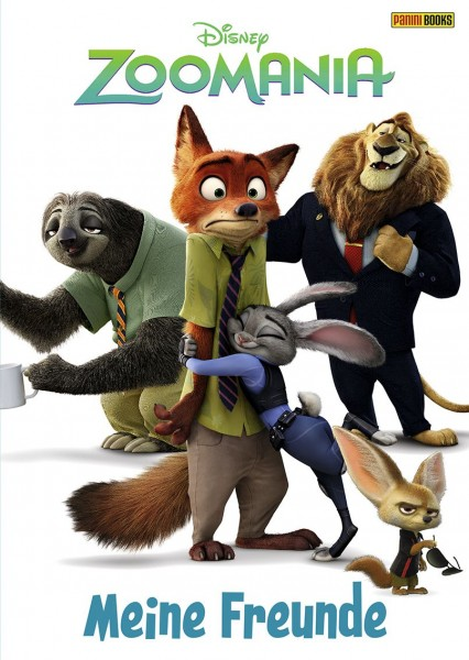 Disney: Zoomania - Meine Freunde