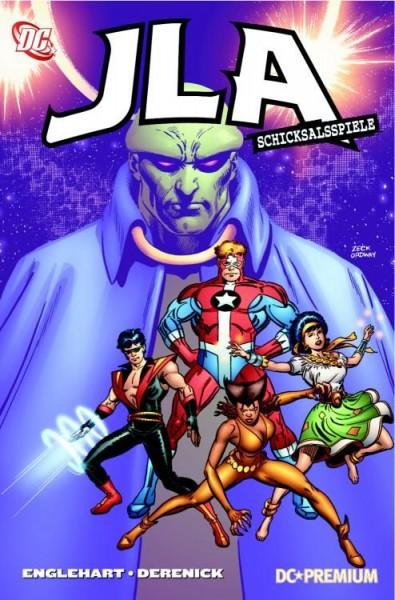 DC Premium 48: JLA - Schicksalsspiele