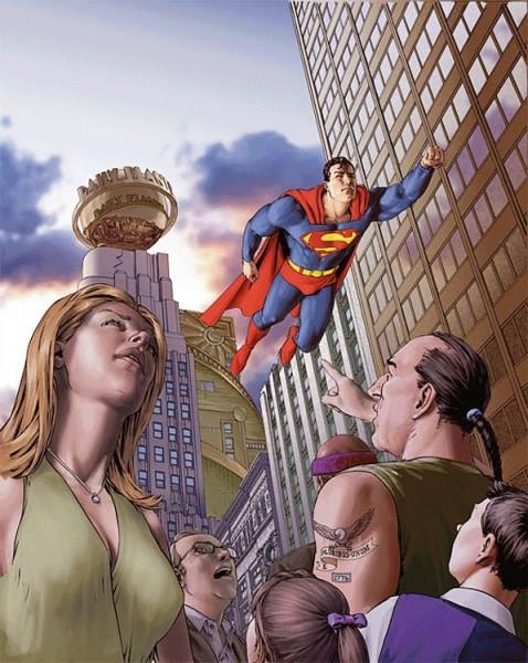 Superman Sonderband 6: Parasiten