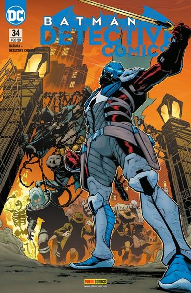 Batman: Detective Comics 34