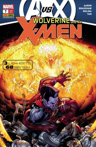 Wolverine & die X-Men 7