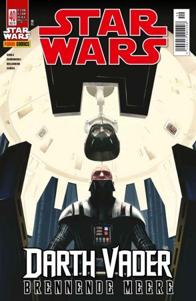 Star Wars 40 - Darth Vader - Brennende Meere 1 & 2 - Kiosk-Ausgabe