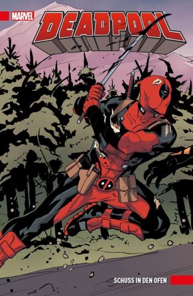 Deadpool Paperback 4 - Comic Con Stuttgart Variant