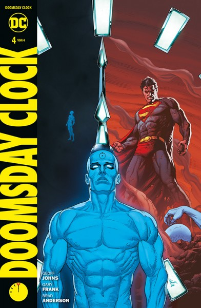 Doomsday Clock 4 Cover