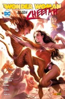 Wonder Woman gegen Cheetah! Cover
