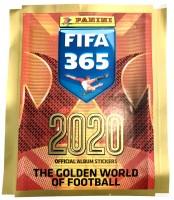 Panini FIFA 365 2020 Stickerkollektion – Tüte