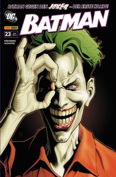 Batman Sonderband 23: Neue Kriminelle