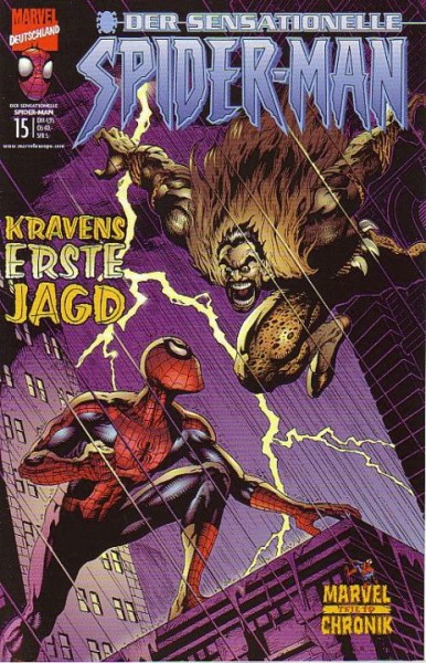 Der sensationelle Spider-Man 15
