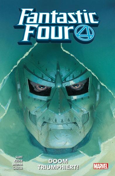 Fantastic Four 3 Cover