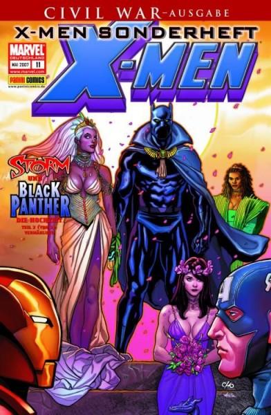 X-Men Sonderheft 11