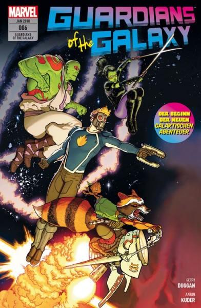 Guardians of the Galaxy 6 - Zurück im All