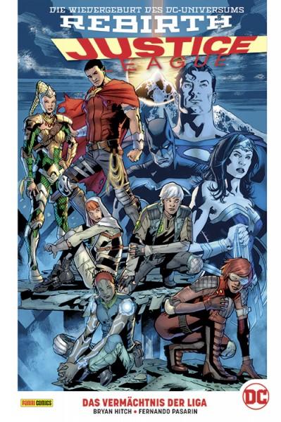 Justice League 5: Das Vermächtnis der Justice League Hardcover