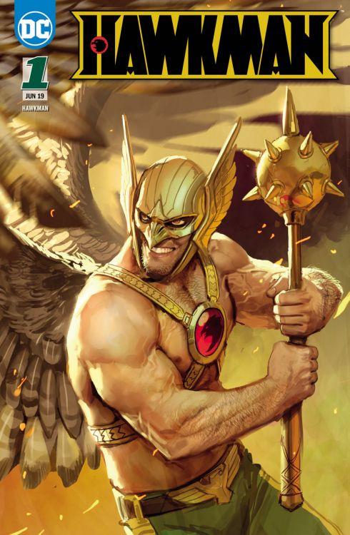 Hawkman 1 - Unendliche Leben Variant