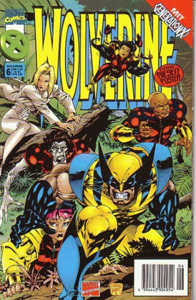 Wolverine 6