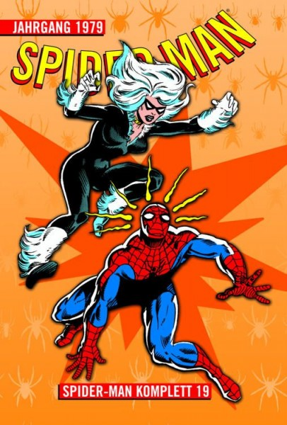 Spider-Man Komplett 19