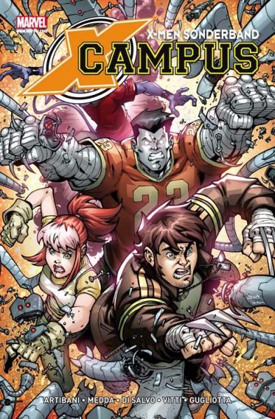 X-Men: X-Campus