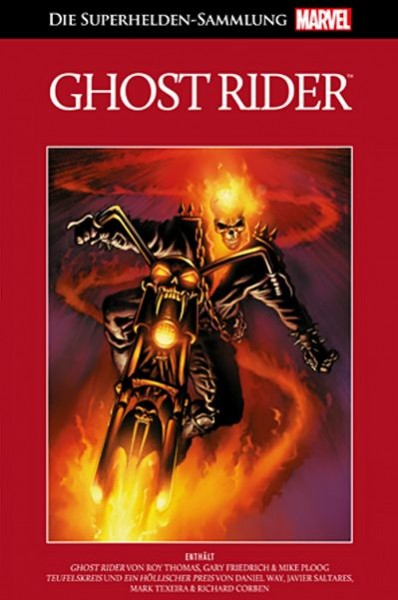 Die Marvel Superhelden Sammlung 38: Ghostrider