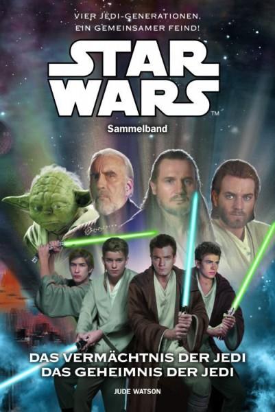Star Wars Sammelband: Das Vermächtnis der Jedi/Das Geheimnis der Jedi