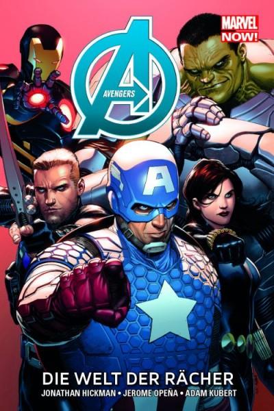 Avengers Paperback 1 (2014): Die Welt der Rächer Hardcover