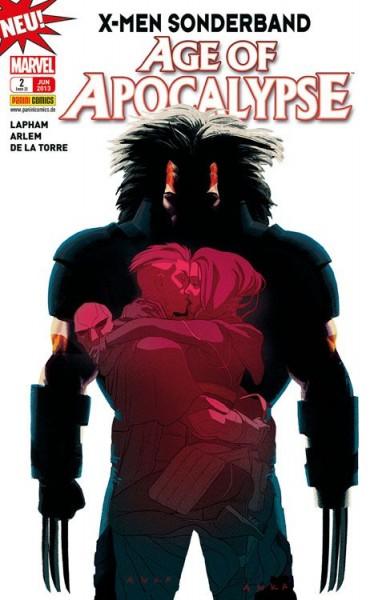 X-Men Sonderband: Age of Apocalypse 2