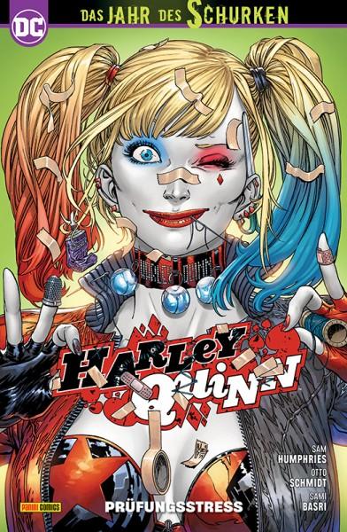 Harley Quinn 11 Cover