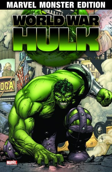 Marvel Monster Edition 27: World War Hulk 2