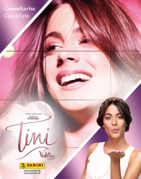 Disney: Tini - Violettas Zukunft - Sammelkarten-Kollektion - Starter Set