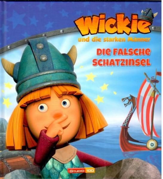 Wickie und die starken Männer - Geschichtenbuch 1: Die falsche Schatzinsel