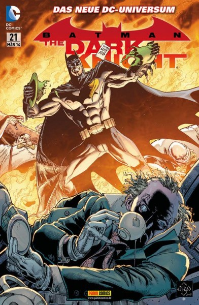 Batman: The Dark Knight 21