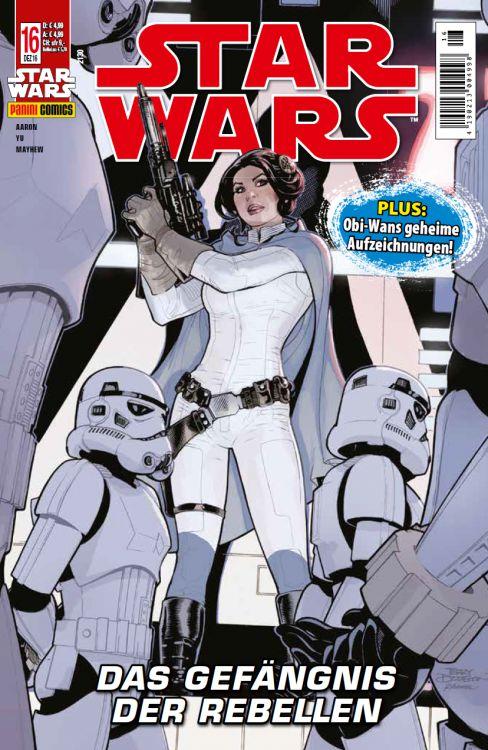 Star Wars 16 (Kiosk-Ausgabe)