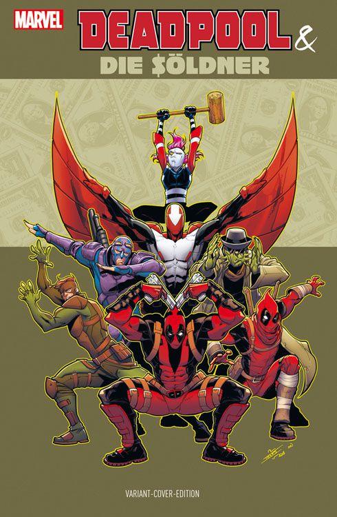 Deadpool & Die Söldner 3: Mittendrin...