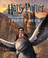 Harry Potter - Das magische Pop-Up Buch Cover