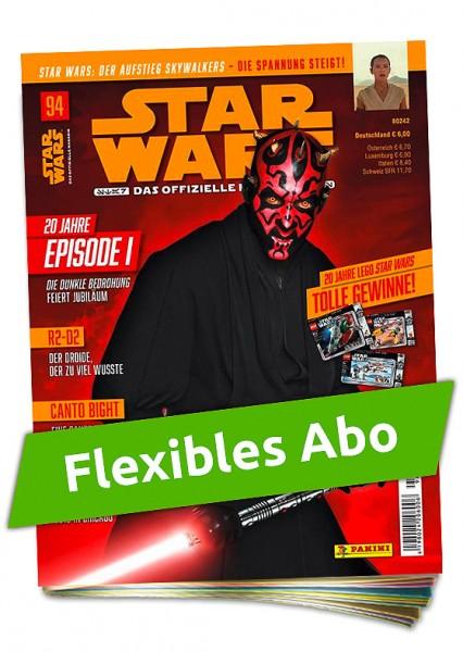 Flexibles Abo - Star Wars: Das offizielle Magazin