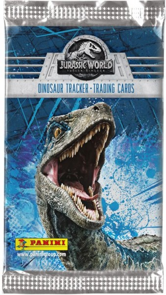 Jurassic World Movie Trading-Cards - Tüte