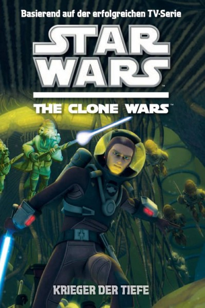 Star Wars: The Clone Wars - Krieger der Tiefe