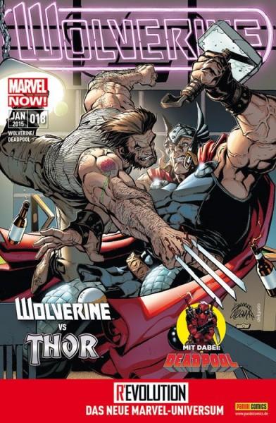 Wolverine/Deadpool 18