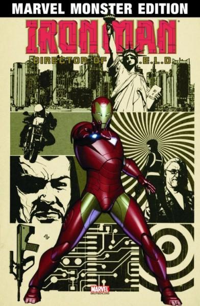 Marvel Monster Edition 28: Iron Man