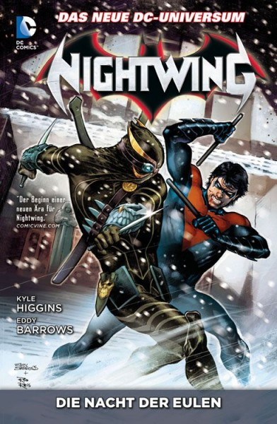 Nightwing 2: Die Nacht der Eulen