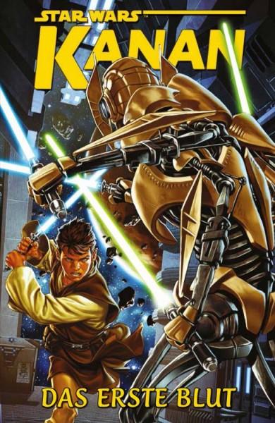 Star Wars Sonderband 92: Kanan - Das erste Blut