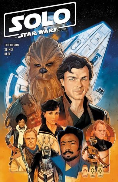 Star Wars Sonderband 114 - Solo - A Star Wars Story