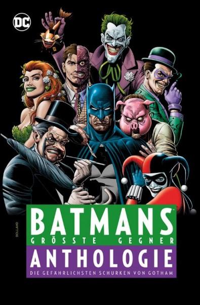 Batmans größte Gegner Anthologie: Die gefährlichsten Schurken von Gotham
