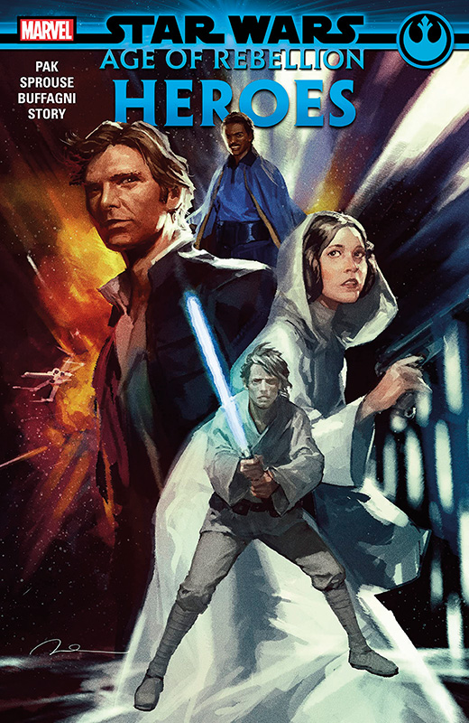 Star Wars: Age of Rebellion - Helden...