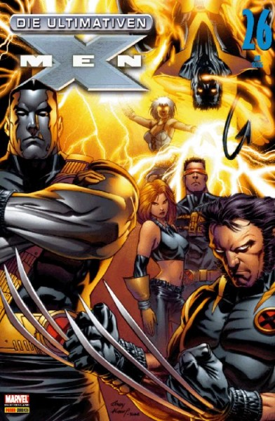 Die Ultimativen X-Men 26