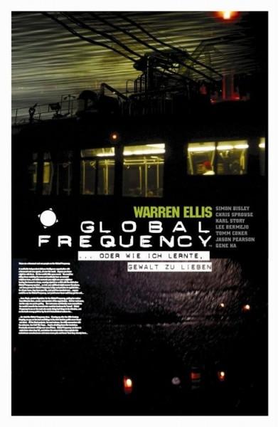 Global Frequency 1: Oder wie ich lernte, Gewalt zu lieben