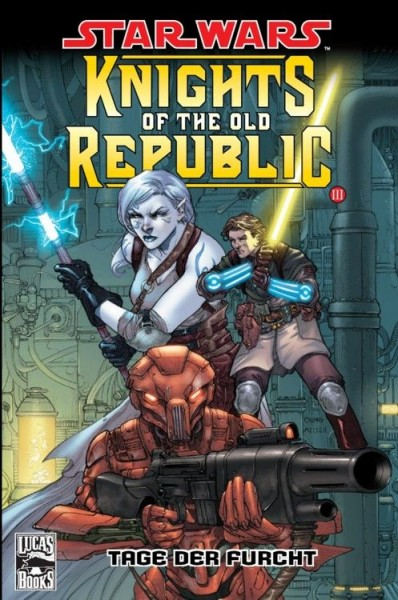 Star Wars Sonderband 41: Knights of the Old Republic III